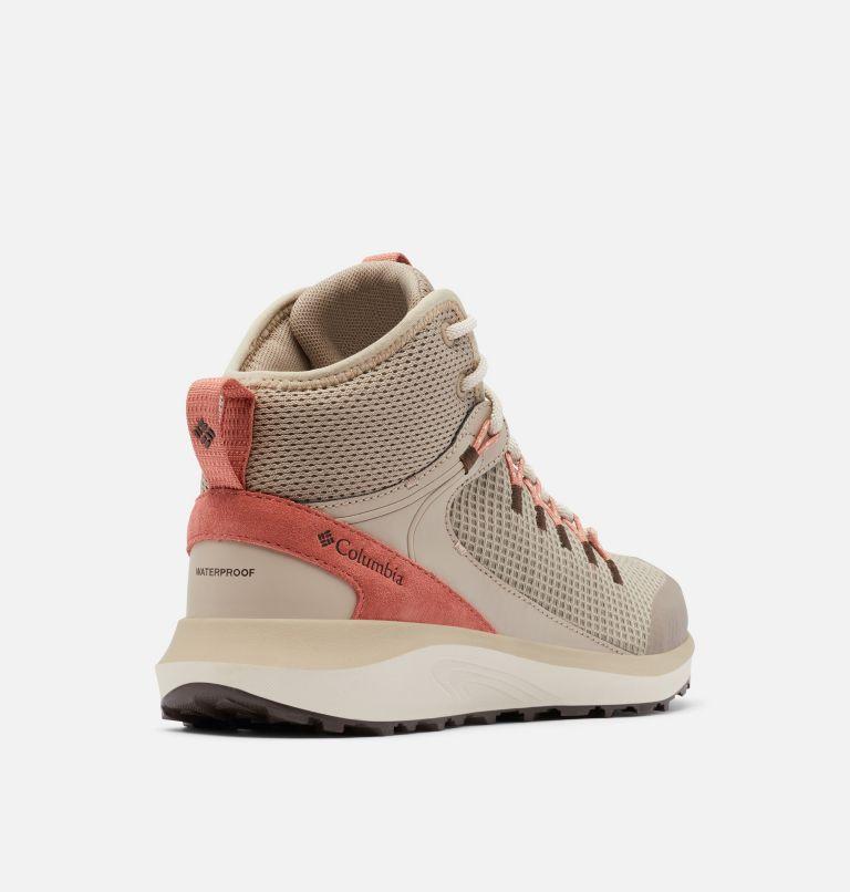 Women's Trailstorm™ Mid Waterproof Shoe - Wide Women's Trailstorm™ Mid Waterproof Shoe - Wide, 3/4 back
