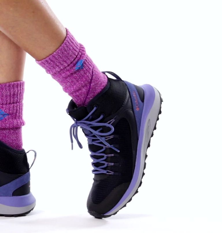 Women's Trailstorm™ Mid Waterproof Shoe - Wide Women's Trailstorm™ Mid Waterproof Shoe - Wide, video