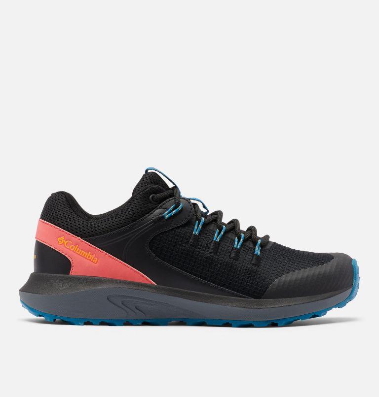 TRAILSTORM™ WATERPROOF | 010 | 5 Women's Trailstorm™ Waterproof Shoe, Black, Bright Marigold, front