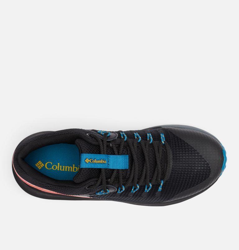 TRAILSTORM™ WATERPROOF   010   5.5 Women's Trailstorm™ Waterproof Shoe, Black, Bright Marigold, top