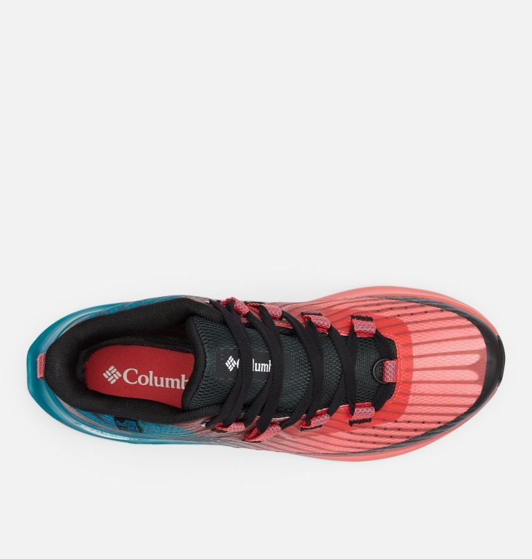 ESCAPE™ SUMMIT OUTDRY™ | 633 | 10 Women's Escape™ Summit OutDry™ Trail Shoe, Red Coral, White, top