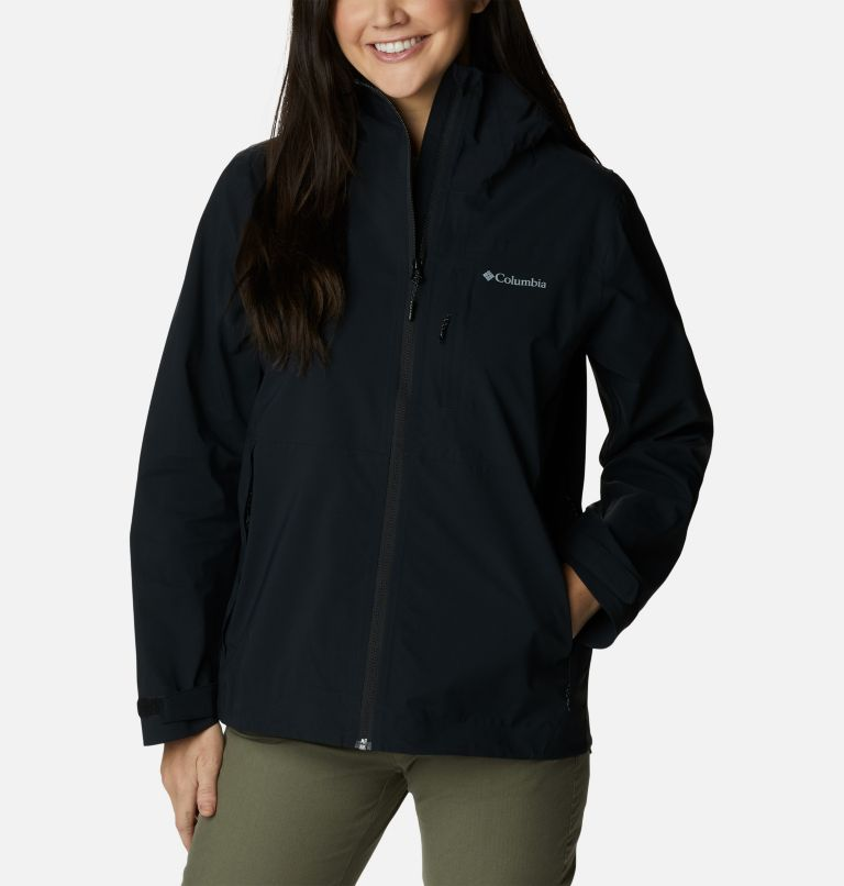 Women's Omni-Tech™ Ampli-Dry™ Shell Jacket Women's Omni-Tech™ Ampli-Dry™ Shell Jacket, front