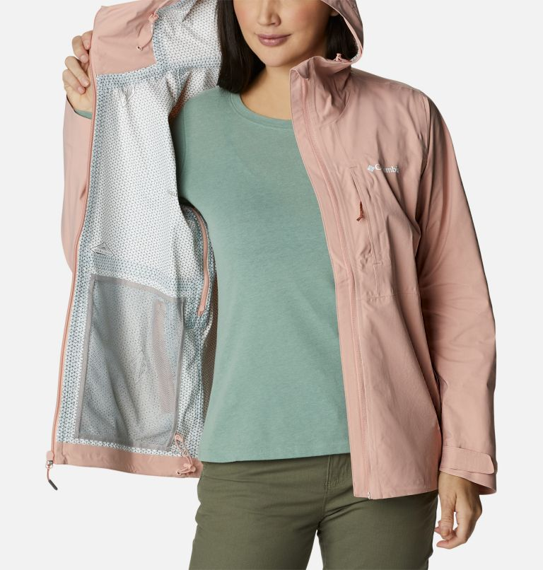 Women's Omni-Tech™ Ampli-Dry™ Shell Jacket Women's Omni-Tech™ Ampli-Dry™ Shell Jacket, a3