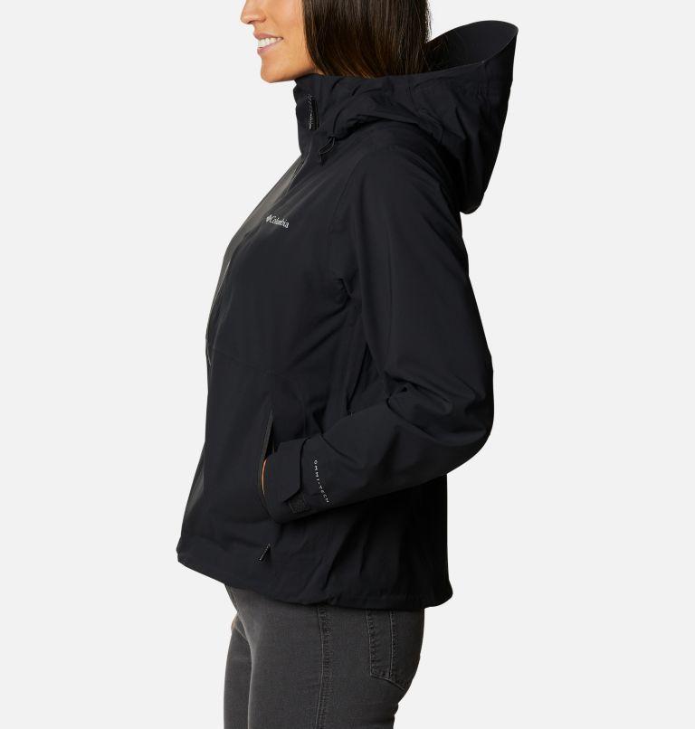 Omni-Tech™ Ampli-Dry™ Shell | 010 | L Veste Imperméable Ampli-Dry™ Femme, Black, a1