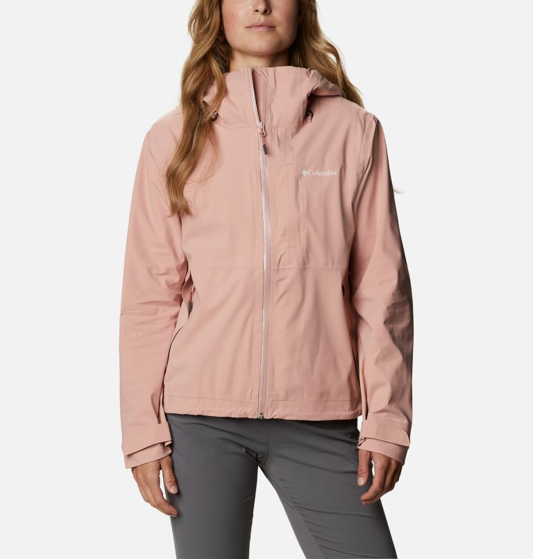 Women's Ampli-Dry™ Waterproof Shell Jacket Women's Ampli-Dry™ Waterproof Shell Jacket, front