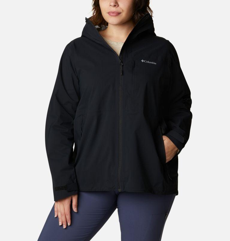 Women's Omni-Tech™ Ampli-Dry™ Shell Jacket - Plus Women's Omni-Tech™ Ampli-Dry™ Shell Jacket - Plus, front