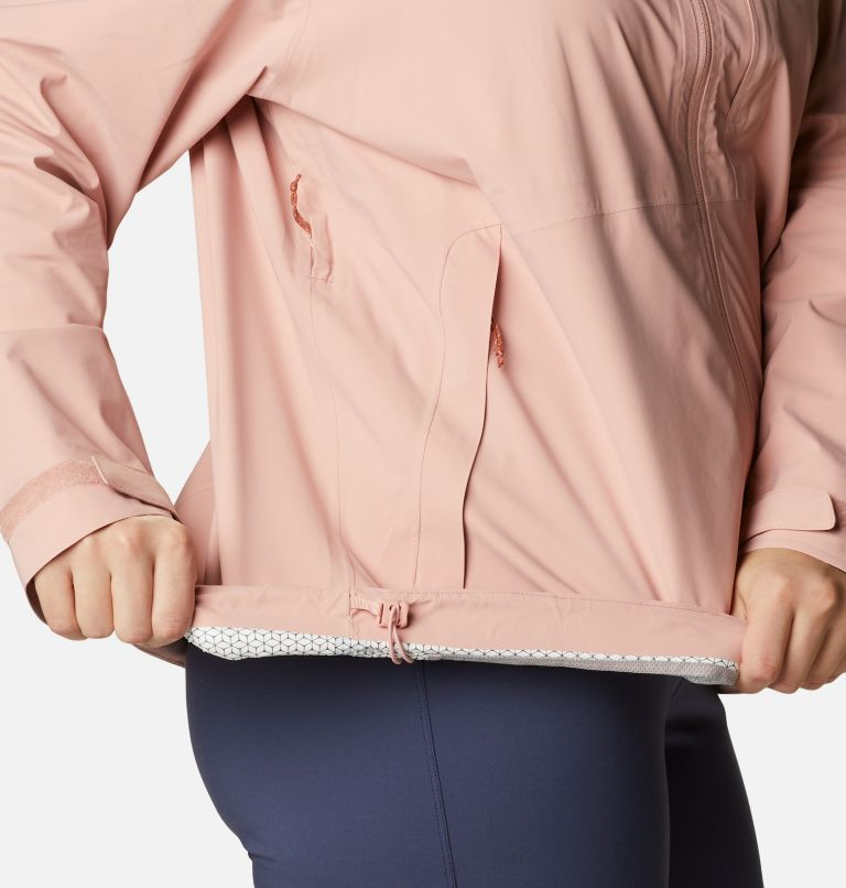 Women's Omni-Tech™ Ampli-Dry™ Shell Jacket - Plus Women's Omni-Tech™ Ampli-Dry™ Shell Jacket - Plus, a6