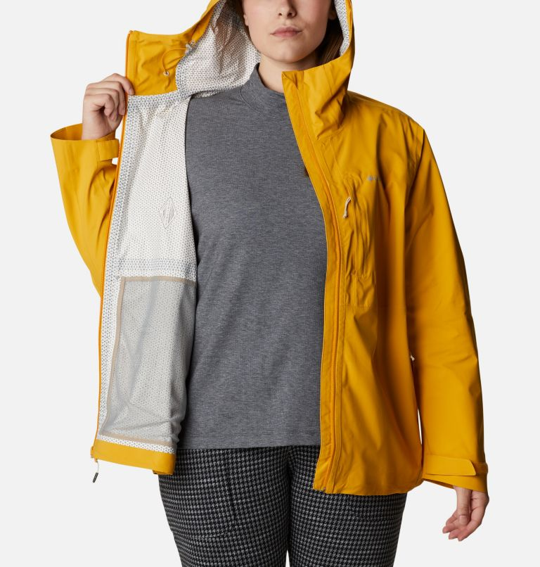 Women's Omni-Tech™ Ampli-Dry™ Shell Jacket - Plus Women's Omni-Tech™ Ampli-Dry™ Shell Jacket - Plus, a3