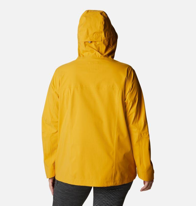 Women's Omni-Tech™ Ampli-Dry™ Shell Jacket - Plus Women's Omni-Tech™ Ampli-Dry™ Shell Jacket - Plus, back