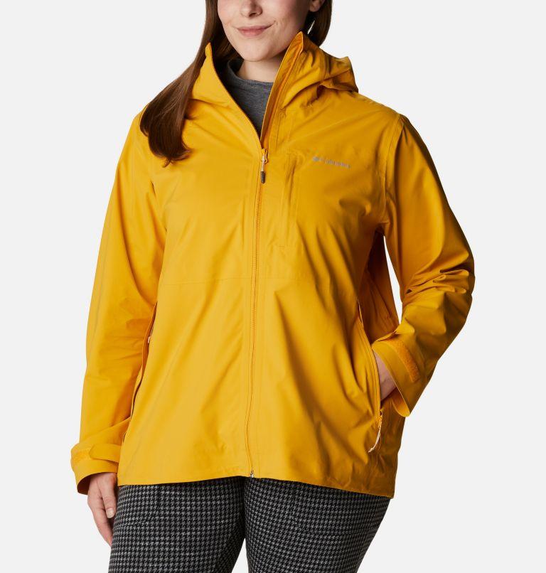 Manteau imperméable Omni-Tech™ Ampli-Dry™ pour femme - Grandes tailles Manteau imperméable Omni-Tech™ Ampli-Dry™ pour femme - Grandes tailles, front