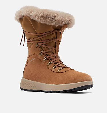 Women's Slopeside Village™ Omni-Heat™ High Boot SLOPESIDE VILLAGE™ OMNI-HEAT™ HI | 353 | 10, Elk, Autumn Orange, 3/4 front