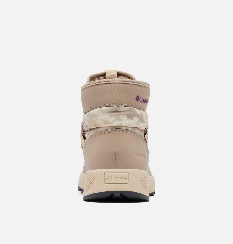SLOPESIDE VILLAGE™ OMNI-HEAT™ MID | 212 | 12 Women's Slopeside Village™ Omni-Heat™ Mid Boot, Oxford Tan, Wild Iris, back