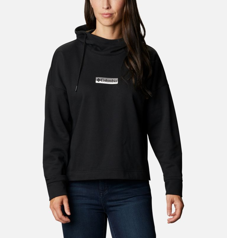 Women's Columbia™ Logo II French Terry Hoodie Women's Columbia™ Logo II French Terry Hoodie, front