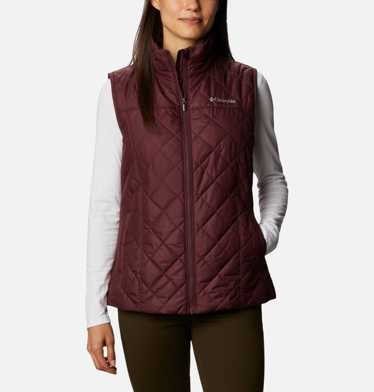 Women's Copper Crest™ Vest Women's Copper Crest™ Vest, front