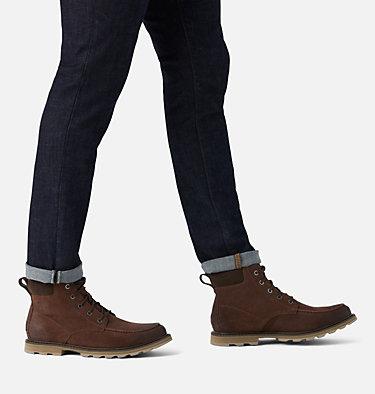 Men's Fulton™ Moc Toe Boot FULTON™ MOC TOE | 256 | 10, Tobacco, video