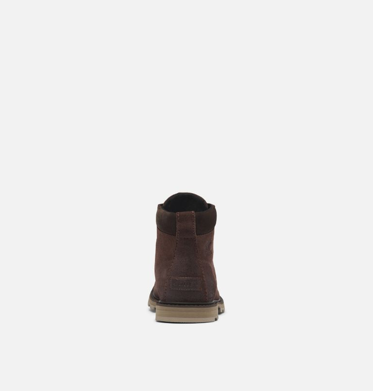 FULTON™ MOC TOE | 256 | 10.5 Men's Fulton™ Moc Toe Boot, Tobacco, back