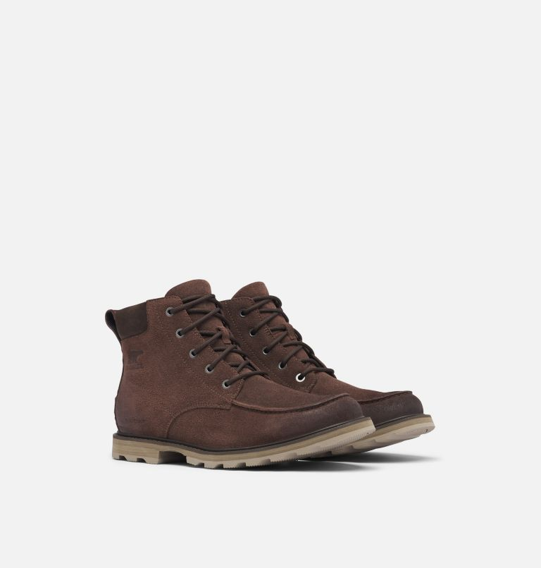Men's Fulton™ Moc Toe Boot Men's Fulton™ Moc Toe Boot, 3/4 front