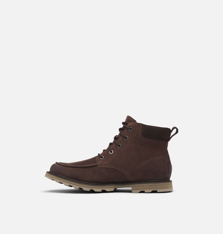 FULTON™ MOC TOE | 256 | 10.5 Men's Fulton™ Moc Toe Boot, Tobacco, medial