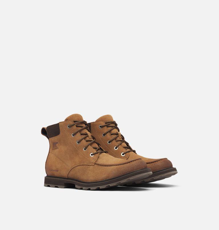 FULTON™ MOC TOE | 286 | 9.5 Men's Fulton™ Moc Toe Boot, Elk, 3/4 front