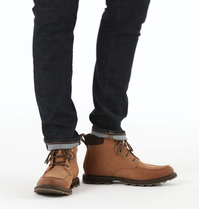 FULTON™ MOC TOE | 286 | 8 Men's Fulton™ Moc Toe Boot, Elk, video
