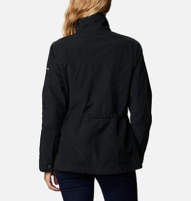 Women's Tanner Ranch™ Lined Jacket Tanner Ranch™ Lined Jacket | 010 | L, Black, back