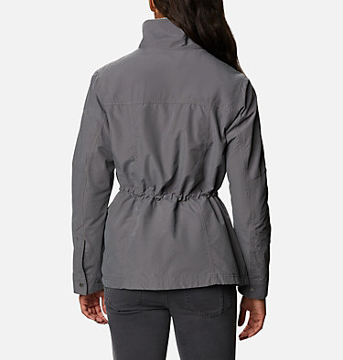 Women's Tanner Ranch™ Lined Jacket Tanner Ranch™ Lined Jacket | 010 | L, City Grey, back