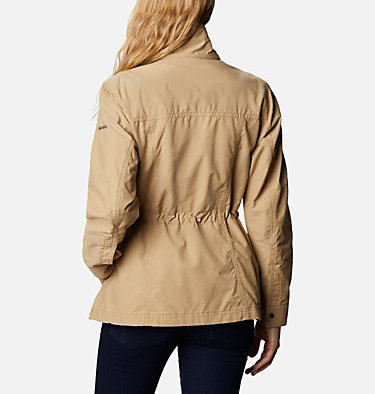 Women's Tanner Ranch™ Lined Jacket Tanner Ranch™ Lined Jacket | 010 | L, Beach, back