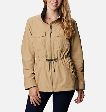 Women's Tanner Ranch™ Lined Jacket Tanner Ranch™ Lined Jacket | 010 | L, Beach, front