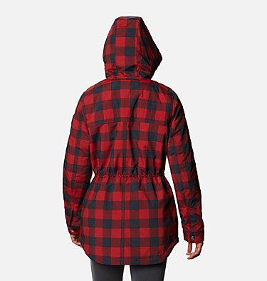 Women's Chatfield Hill™ Printed Jacket Chatfield Hill™ Printed Jacket | 613 | L, Mountain Red Buffalo Print, back