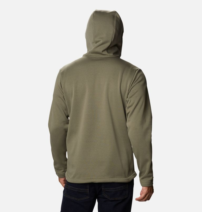 Men's Out-Shield™ Dry Fleece Hoodie Men's Out-Shield™ Dry Fleece Hoodie, back