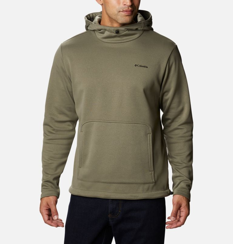 Men's Out-Shield™ Dry Fleece Hoodie Men's Out-Shield™ Dry Fleece Hoodie, front