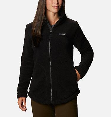 Women's West Bend™ Full Zip Fleece Jacket West Bend™ Full Zip | 032 | S, Black, front