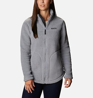 Women's West Bend™ Full Zip Fleece Jacket West Bend™ Full Zip | 032 | S, Tradewinds Grey, front