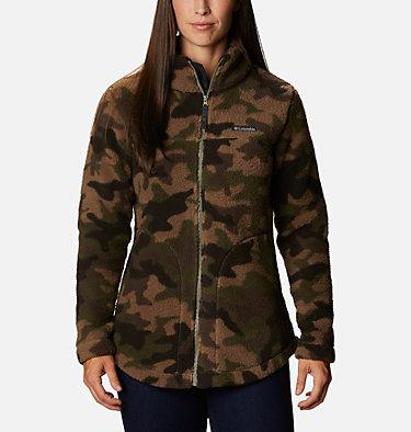 Women's West Bend™ Full Zip Fleece Jacket West Bend™ Full Zip | 032 | S, Cypress Trad Camo, front