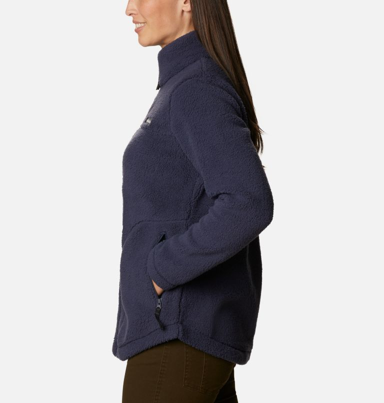 West Bend™ Full Zip | 466 | XXL Women's West Bend™ Full Zip Fleece Jacket, Nocturnal, a1