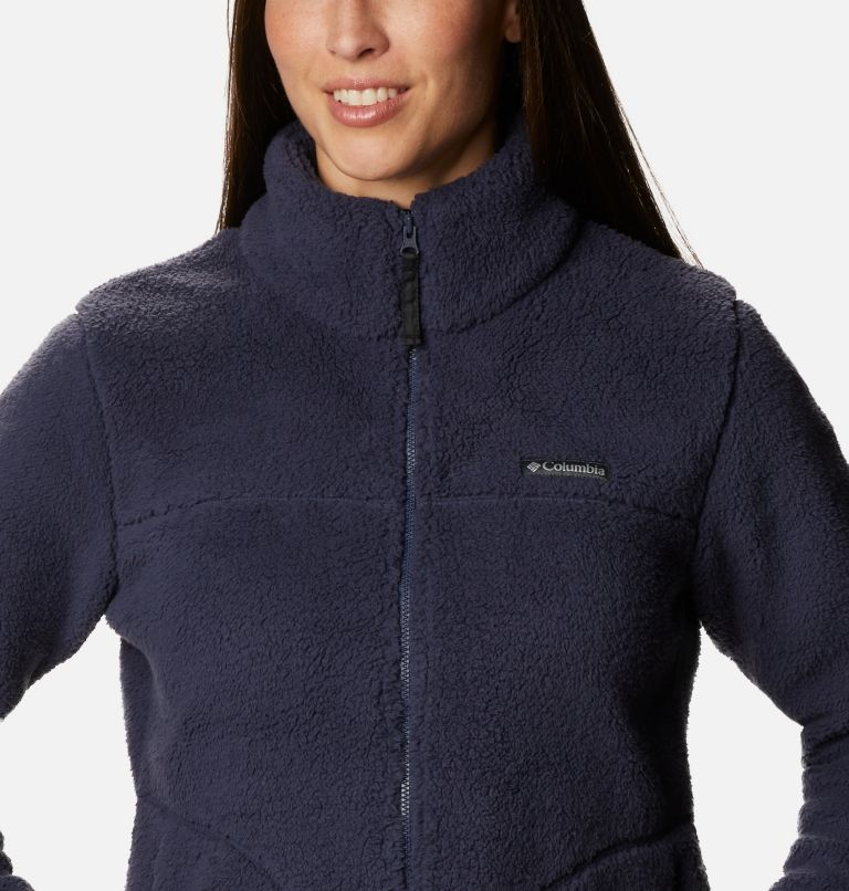 West Bend™ Full Zip | 466 | XXL Women's West Bend™ Full Zip Fleece Jacket, Nocturnal, a2