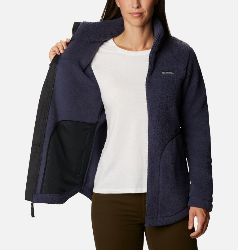 West Bend™ Full Zip | 466 | XXL Women's West Bend™ Full Zip Fleece Jacket, Nocturnal, a3
