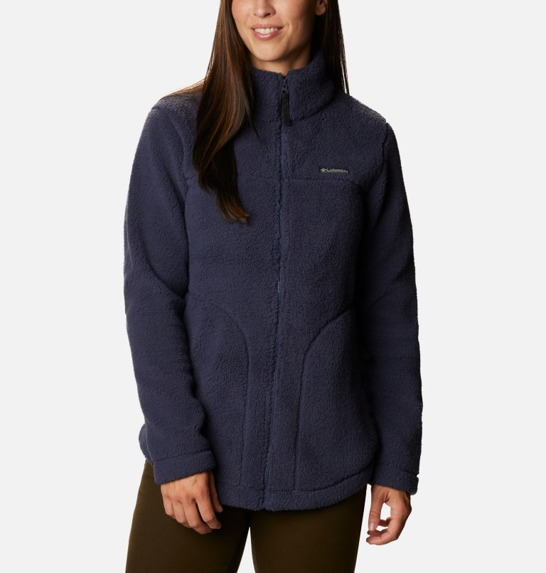 West Bend™ Full Zip | 466 | XXL Women's West Bend™ Full Zip Fleece Jacket, Nocturnal, front