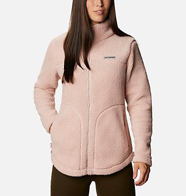 Women's West Bend™ Full Zip Fleece Jacket West Bend™ Full Zip | 032 | S, Mineral Pink, front