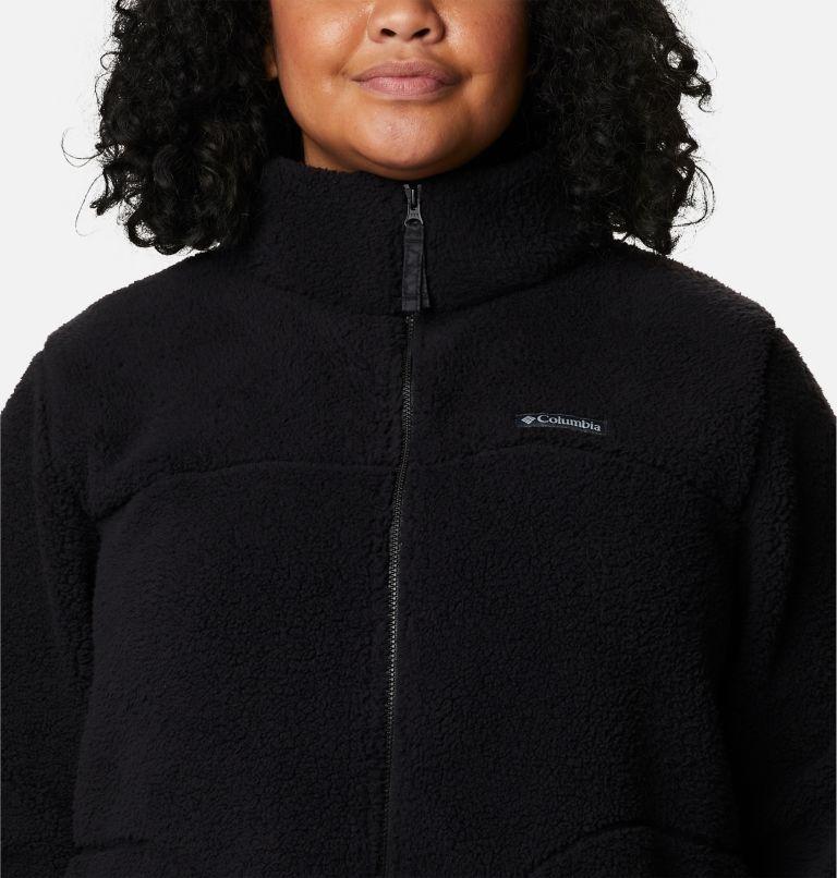 Women's West Bend Full Zip Fleece Jacket - Plus Size Women's West Bend Full Zip Fleece Jacket - Plus Size, a2