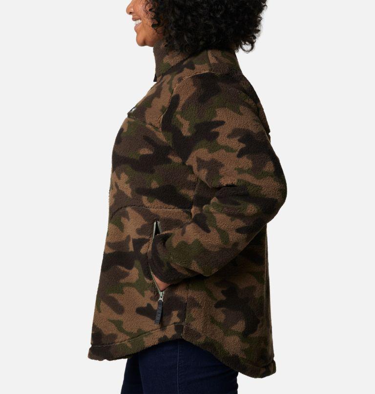 Women's West Bend Full Zip Fleece Jacket - Plus Size Women's West Bend Full Zip Fleece Jacket - Plus Size, a1