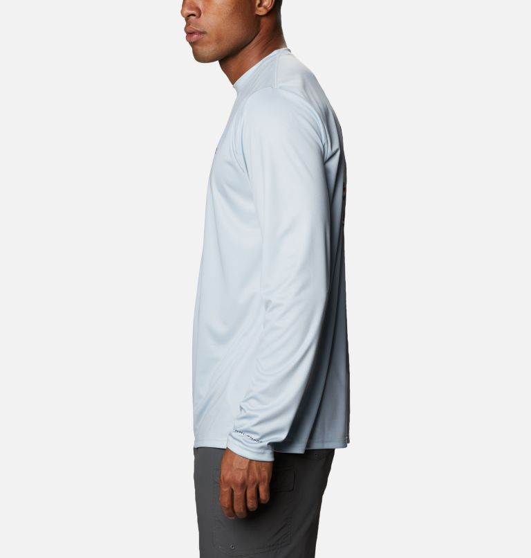 Men's PFG Terminal Tackle™ Patriot Long Sleeve Shirt Men's PFG Terminal Tackle™ Patriot Long Sleeve Shirt, a1