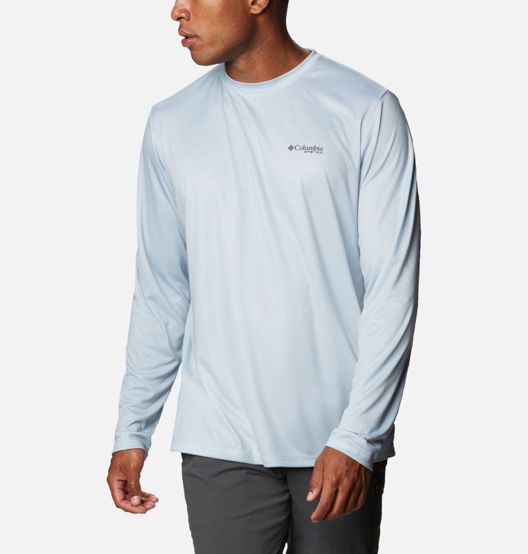 Men's PFG Terminal Tackle™ Patriot Long Sleeve Shirt Men's PFG Terminal Tackle™ Patriot Long Sleeve Shirt, back