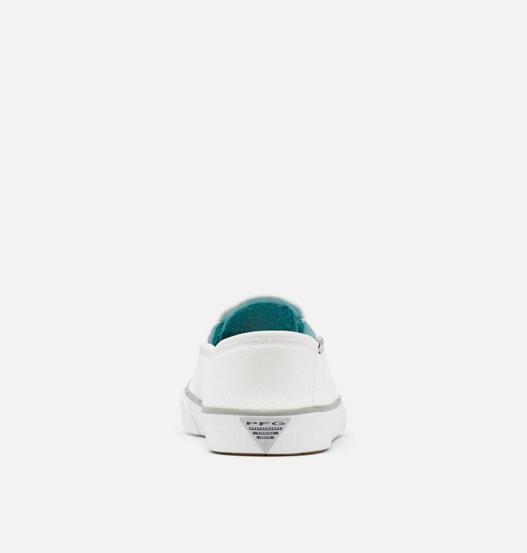 SLACK TIDE™ SLIP PFG | 100 | 8 Men's PFG Slack Tide™ Slip Shoe, White, Steam, back