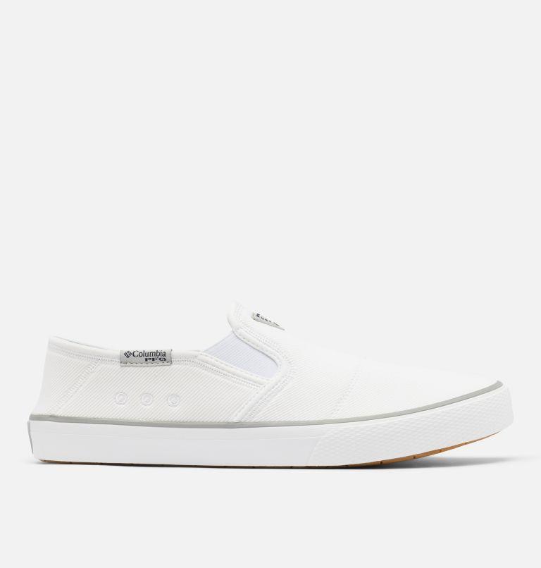 SLACK TIDE™ SLIP PFG | 100 | 8 Men's PFG Slack Tide™ Slip Shoe, White, Steam, front