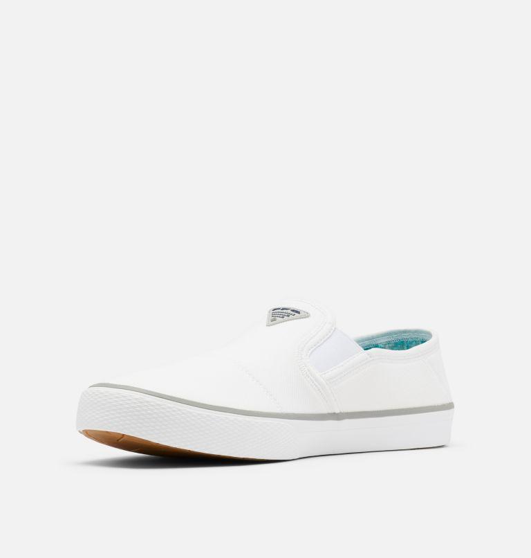 SLACK TIDE™ SLIP PFG | 100 | 8 Men's PFG Slack Tide™ Slip Shoe, White, Steam