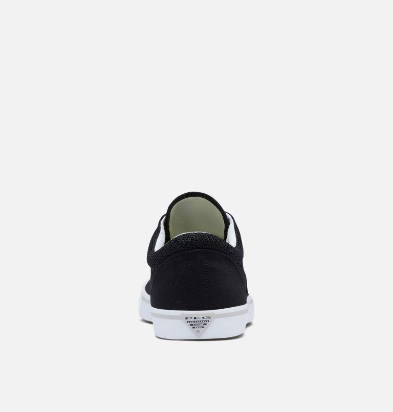 SLACK TIDE™ LACE PFG | 010 | 7.5 Men's PFG Slack Tide™ Lace Shoe, Black, White, back