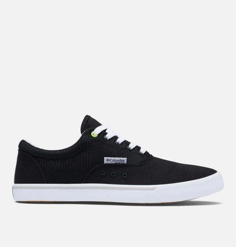 SLACK TIDE™ LACE PFG | 010 | 7.5 Men's PFG Slack Tide™ Lace Shoe, Black, White, front