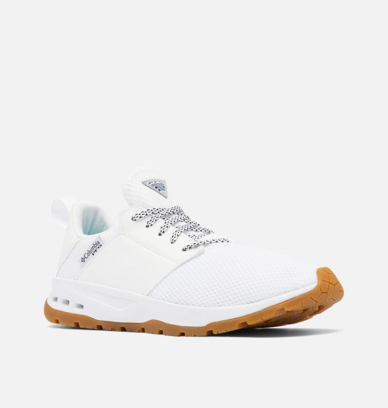 TAMIAMI™ PFG WMNS | 100 | 5.5 Women's PFG Tamiami™ Shoe, White, Black, 3/4 front