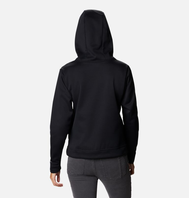 Women's Out-Shield™ Dry Fleece Hoodie Women's Out-Shield™ Dry Fleece Hoodie, back